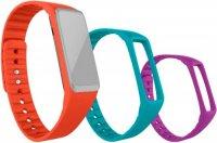 Комплект браслетов Striiv для фитнес-трекера Fusion Orange/Blue/Violet (ACCS25-006-OA)
