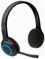 Беспроводные наушники с микрофоном Logitech H600 Wireless Headset