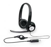 Наушники с микрофоном Logitech H390 Stereo Headset