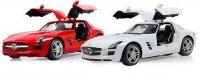 Электромобиль радиоуправляемый Rastar 1:14 Mercedes-Benz SLS AMG цвет в ассортименте (47600)