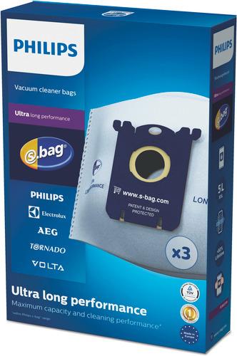 Объявления Сменные Мешки Для Сбора Пыли Philips Fc8027/01 S-Bag Ultra Long Performance 3 Шт. Суджа