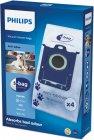 Мешки с нейтрализацией запаха Philips S-Bag FC8023/04 4 шт.