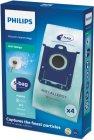 Антиаллергенные мешки для сбора пыли Philips FC8022/04 4 шт.