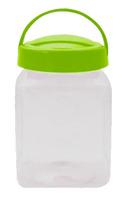 Емкость для хранения Plastic Centre Квадро 3 л. (ПЦ1103)