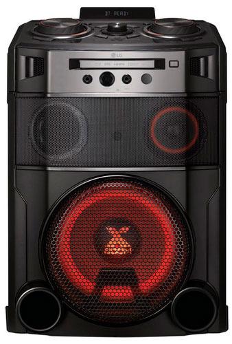 Музыкальный центр LG OM7550K – отзывы владельцев - интернет-магазин  Эльдорадо e23075d4453