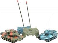 Танковый бой на радиоуправлении Balbi FMTB-2802
