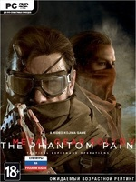 Купить Игра для PC Konami, Metal Gear Solid V: The Phantom Pain