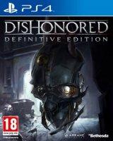 Игра для PS4 Bethesda Dishonored. Definitive Edition