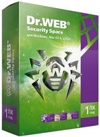 Купить Антивирус Dr.Web, Security Space 1ПК/1 год
