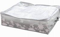 Кофр подкроватный Hausmann 50х40х15 см., серый (HM-EC1005)
