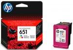 Картридж HP 651 Tri-colour (C2P11AE)