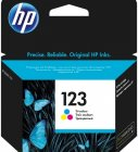 Картридж HP 123 Tri-colour (F6V16AE)