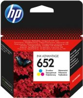 Картридж HP 652 Tri-colour (F6V24AE)