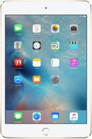 Планшет APPLE iPad Mini 4 Wi-Fi + Cellular 128Gb Gold MK782RU/A