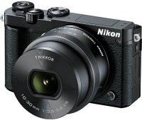 Системный фотоаппарат Nikon 1 J5 BK EU 10-30PD BK kit