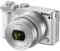 Системный фотоаппарат Nikon 1 J5 EU 10-30PD White kit