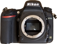 Зеркальный фотоаппарат Nikon D750 Body фото