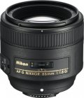 Объектив Nikon Af-S Nikkor 85mm f/1.8G (JAA341DA)