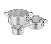 Набор посуды Tefal E825S374 Hero, 6 предметов