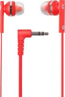 Наушники Gal M-005R-F Red
