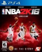 Игра для PS4 2K GAMES NBA 2K16 фото