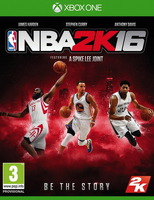 Игра для Xbox One 2K GAMES(NBA 2K16)