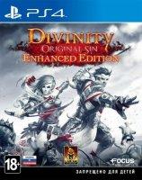 Игра для PS4 Focus Home Divinity. Original Sin: Enhanced Edition