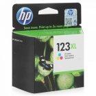 Картридж HP 123XL Tri-colour (F6V18AE)