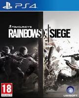 Игра для PS4 Ubisoft Tom Clancy's Rainbow Six: Осада фото