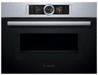 Независимый электрический духовой шкаф Bosch CMG 636BS1