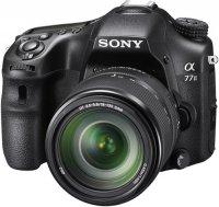Зеркальный фотоаппарат Sony Alpha ILCA-A77 II Kit 18-135