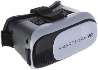 Очки виртуальной реальности VR для смартфона - купить очки виртуальной  реальности SMARTERRA VR для смартфона по выгодной цене в интернет-магазине  ЭЛЬДОРАДО ... a2e1d49524f3d