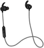 Беспроводные наушники с микрофоном JBL Reflect Mini BT Black