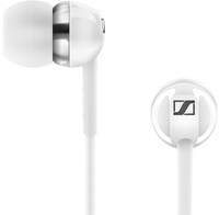 Наушники с микрофоном Sennheiser CX 2.00i White (версия для Apple)