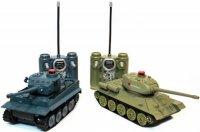 Игровой набор Abtoys Танковый бой на радиоуправлении (C-00135)