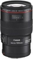 Объектив Canon EF 100mm f/2.8L IS USM Macro (3554B005AA)