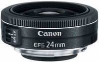 Объектив Canon EF-S 24mm f/2.8 STM (9522B005AA)