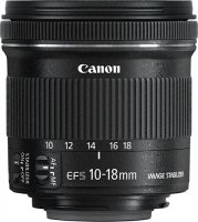 Объектив Canon EFS 10-18mm f/4.5-5.6 IS STM (9519B005AA)