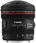 Объектив Canon EF 8-15mm f/4L Fisheye USM (4427B005AA)