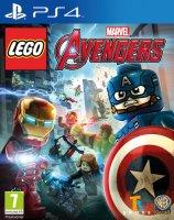 Игра для PS4 WB LEGO Marvel: Мстители