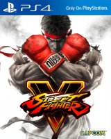 Игра для PS4 Capcom Street Fighter V