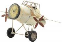 Фоторамка с подставкой для ручек Platinum Часы-Самолет (1404B-1303)