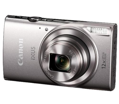 Купить Цифровой фотоаппарат Canon, Ixus 285HS Silver