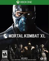 Игра для Xbox One WB Mortal Kombat XL фото