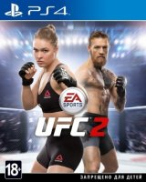 Игра для PS4 EA UFC 2