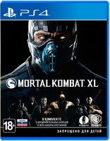 Игра для PS4 WB(Mortal Kombat XL)