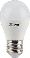 лампа светодиодная e27 7w 6500k груша матовая 4690389085499 Светодиодная лампа ЭРА LED smd P45-7w-840-E27