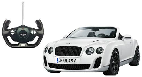 Купить Радиоуправляемая машина Rastar, Bentley Continetal GT 1:12 (49900)