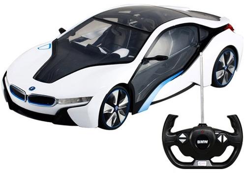Купить Радиоуправляемая машина Rastar, BMW I8 1:14 (49600)
