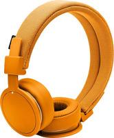 Беспроводные наушники с микрофоном Urbanears Plattan ADV Wireless Bonfire Orange